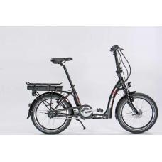 Elektrobicykel Folding 20''-7Nexus-35-čierna