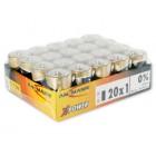 Batéria Alkaline D 20ks