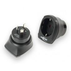 Cestovný adaptér Travel adapter EU to AU