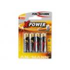 Batéria Alkaline AA 4ks