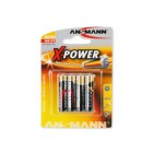 Batéria Alkaline AAA 4ks