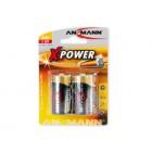 Batéria Alkaline C 2ks