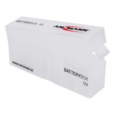 Battery box 6 x 9V