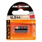 Alkalická batéria 4LR44 1,5V 1ks
