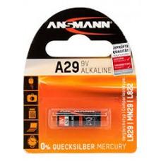 Alkalická batéria A29 9V 1ks