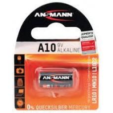 Alkalická batéria A10 9V 1ks
