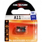 Alkalická batéria A11 6V 1ks