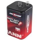 Batéria Zinko-uhlíková 4R25 6V 1ks