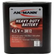 Batéria Zinko-uhlíková 3R12 4,5V 1ks